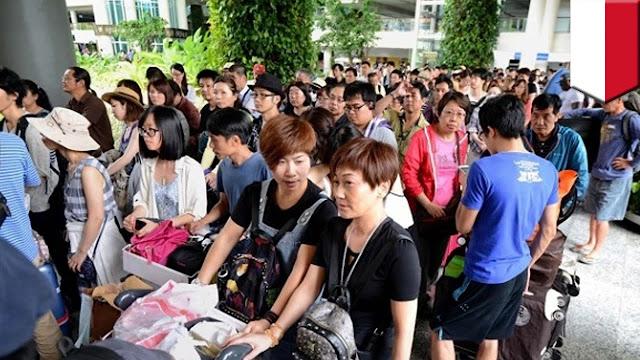 5.000 Turis China di Bali Diminta Ikuti Prosedur Pencegahan Corona