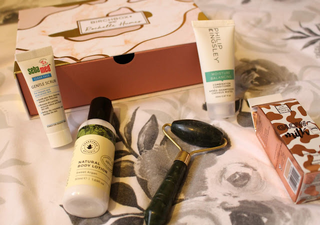 Birchbox January Edition