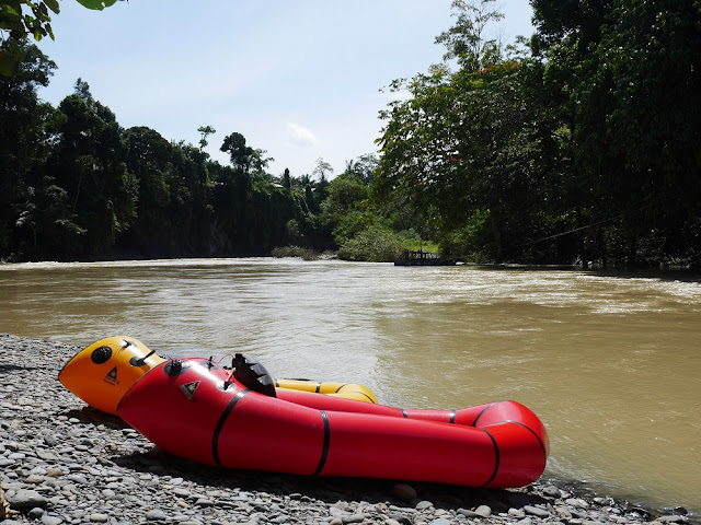 Sungai di Tangkahan