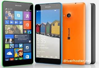 Microsoft Nokia lumia 535 USB driver