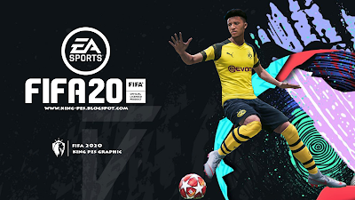 FIFA 20 Graphic Menu for PES 2017