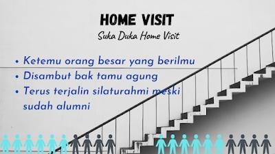 suka duka dari home visit