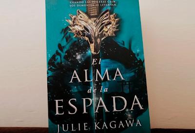 Reseña: El alma de la espada de Julie Kagawa