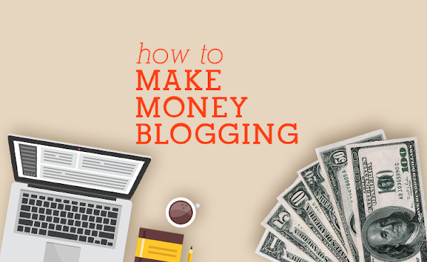 Manfaatkan Blog untuk Mendapatkan Uang dari Internet dengan 3 Cara Ini