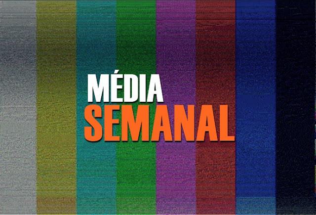 Média Semanal | Novelas da Globo continuam em alta