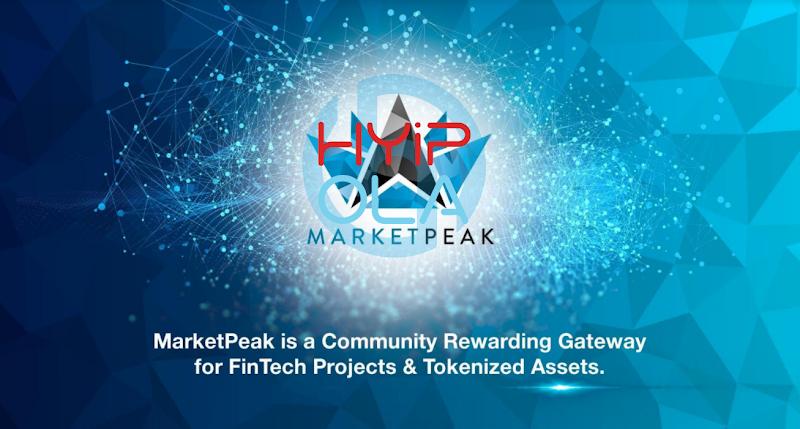 Review Marketpeak - Dự án từ Dubai nhằm gia tăng Coin PEAK up 7% hằng tháng