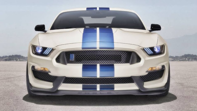 2020 Mustang Shelby GT350 Heritage Edition