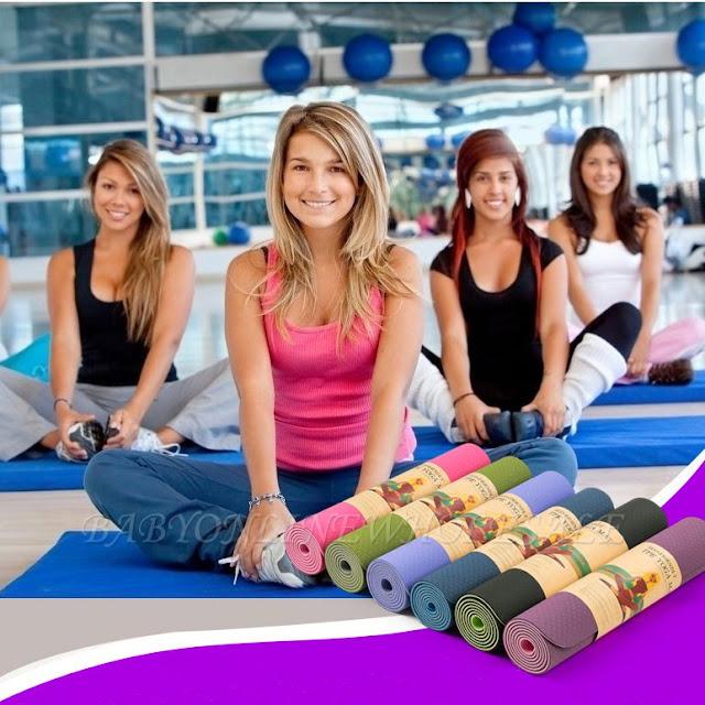 Equipamento para Yoga