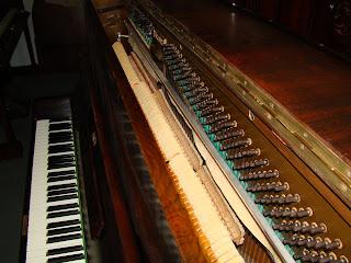 reforma de piano mecânica