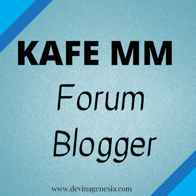 Kafe MM Forum Blogger