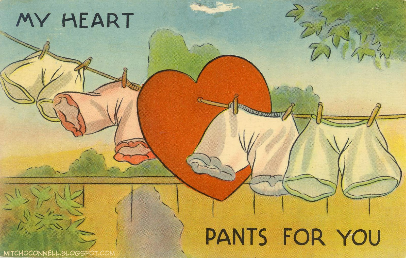 Mitch OConnell Unintentionally Hilarious Vintage Childrens – Old Fashioned Valentines Cards
