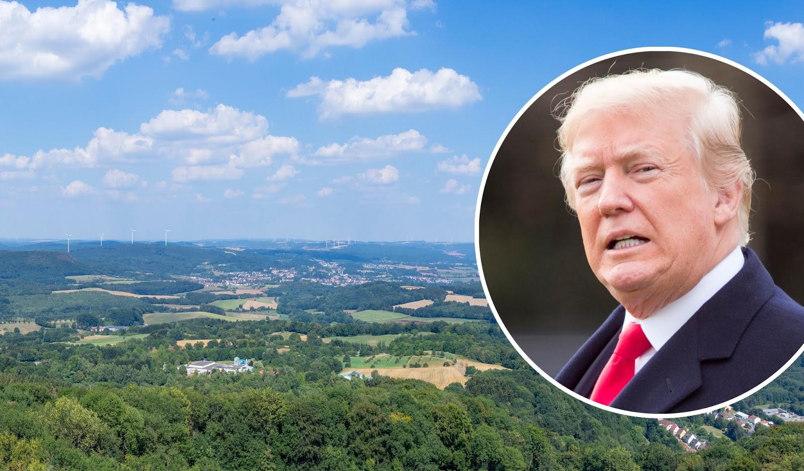 Trump Saarland