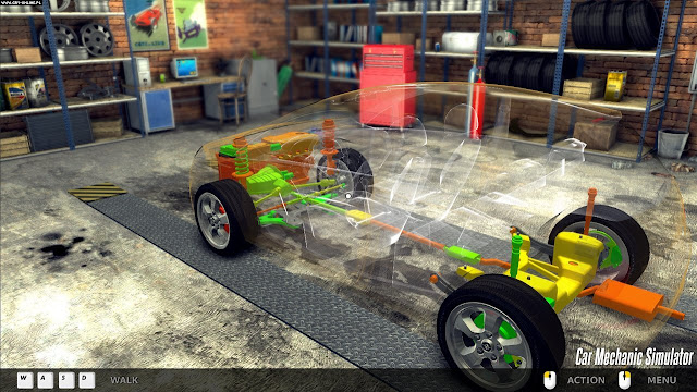 Car Mechanic Simulator 2018 Ford Free Download Compressed