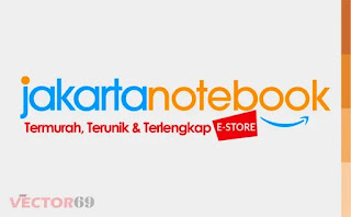 Logo JakartaNotebook - Download Vector File AI (Adobe Illustrator)