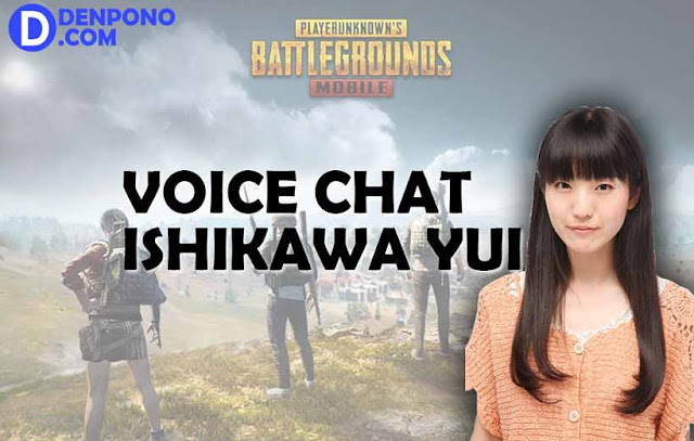 Tutorial Download dan Pasang Voice Chat Loli Jepang  Tutorial Download dan Pasang Voice Chat Loli Jepang Ishikawa Yui