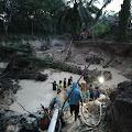 Tertimbun Tanah, Dua Pekerja Dompeng Dikabarkan Meninggal Dunia