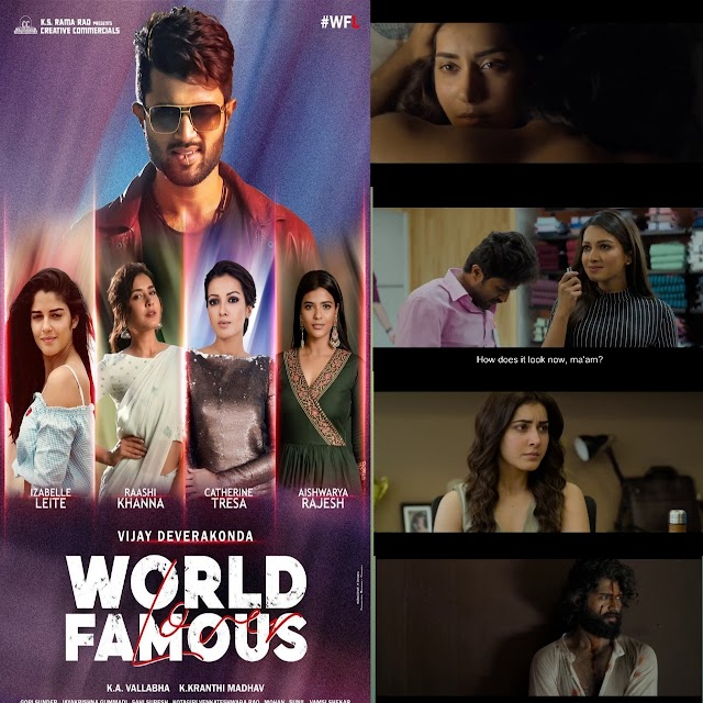 World Famous Lover (2020) HDRip Hindi Subtitles