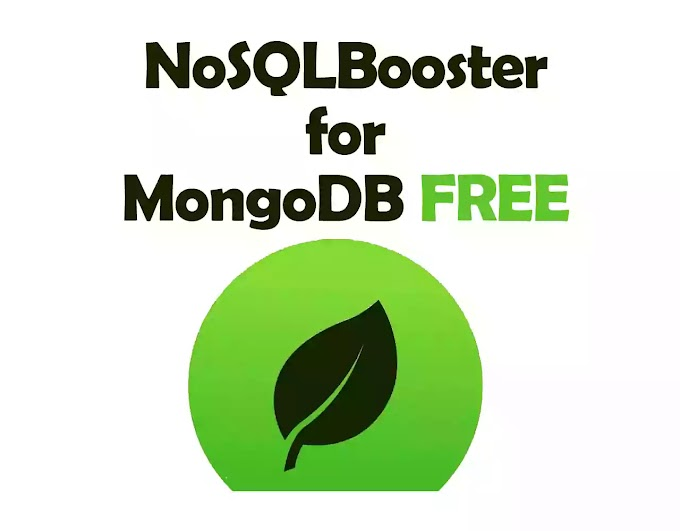 NoSQLBooster for MongoDB Free Download