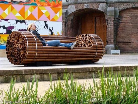 Kerajinan Tangan Dari Bambu, Aneka Kreasi Bambu 11