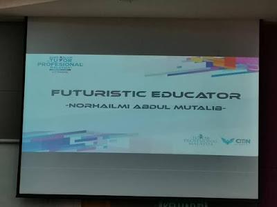 """Futuristic Teacher"" Award, Terima Kasih CMN Academy!"