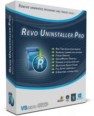 Revo Uninstaller Pro 4.3.1 + Serial / Crack