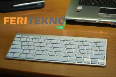 mengatasi keyboard laptop error - feri tekno