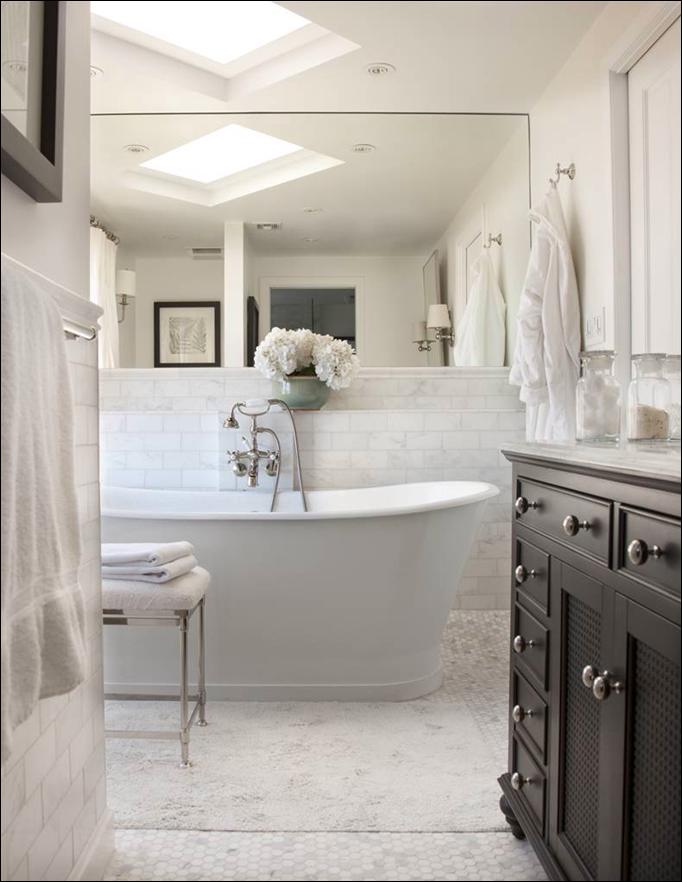 Cottage style bathroom design ideas room design ideas for Bathtub styles
