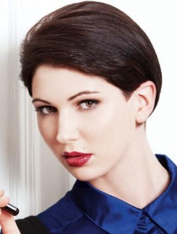 aqu las mejore imgenes de las ltimas tendencias para tu cabello corto como fuente de inspiracin