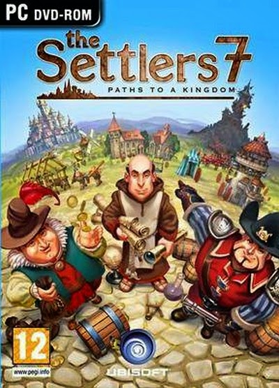 [GameGokil] The Settlers 7 : Paths to a Kingdom Deluxe Gold Edition [Iso] Full Free