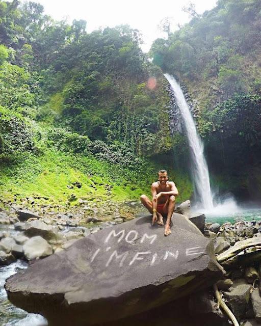 """Recorre el mundo y documenta su viaje con """"Mom, I´m fine"""""""