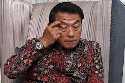 Moeldoko soal Grasi Eks Guru JIS Pelaku Sodomi: Jokowi Pikirkan Kemanusiaan