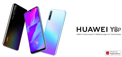 HUAWEI Y8p Price Specifications in Pakistan