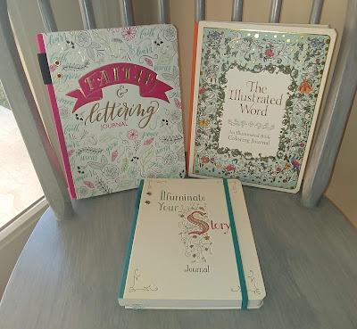 Ellie Claire Art Journals