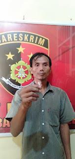 Bawa Sabu Buruh Sawit Asal Bandung Ditangkap Polisi