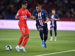 مشاهدة مباراة باريس سان جيرمان ونيم اوليمبك