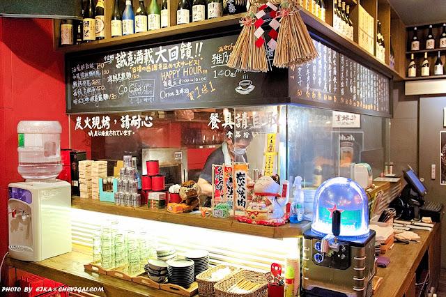 MG 9473 - 熱血採訪│小立野串燒酒場忠明店,台中最嗨最歡樂的居酒屋,超過百種串燒飲品任你選!