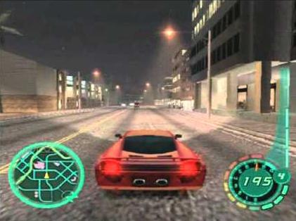 Midnight Club 2 PS2 PCSX