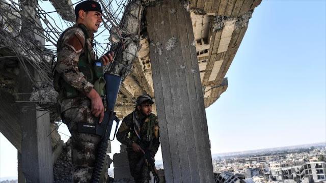 Pentágono perdió la pista de casi $ 715 millones en armas en Siria