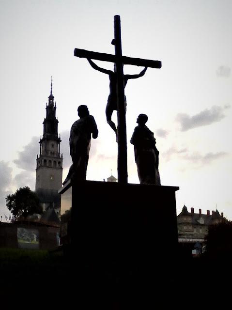 Jasna Góra, Krzyż