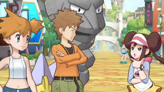 Pokemon Masters Game For Android Download: