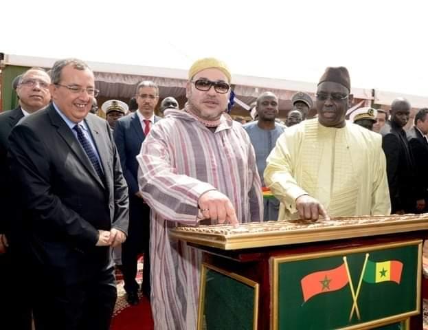"""موقع إخباري فرنسي: جلالة الملك يقوم بتعبئة قادة الدول الإفريقية ضد """"كوفيد-19"""""""