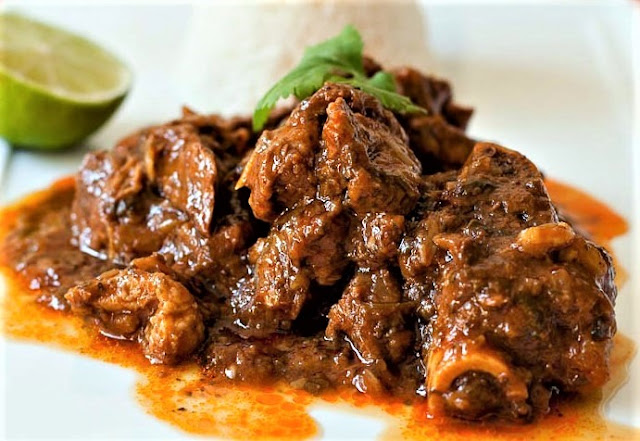 chivo guisado must try food dominican republic