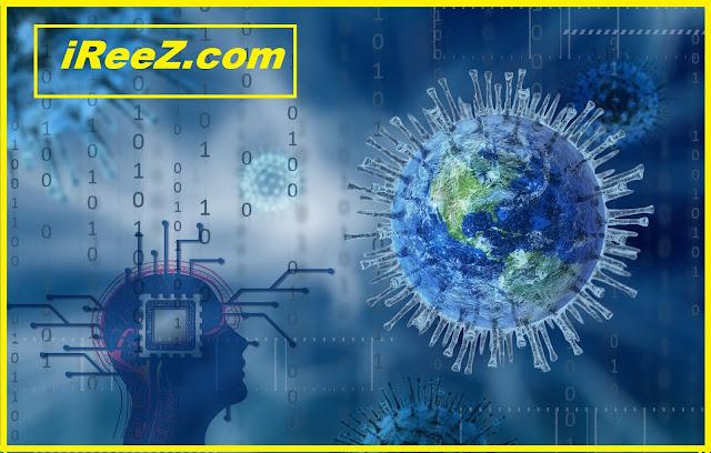 The,effect,of,a,virus,on,the,brain,coronavirus,covid,virus,quarantine,pandemic,epidemic,panic,disease,pathogen,brain washing,brainwash,system