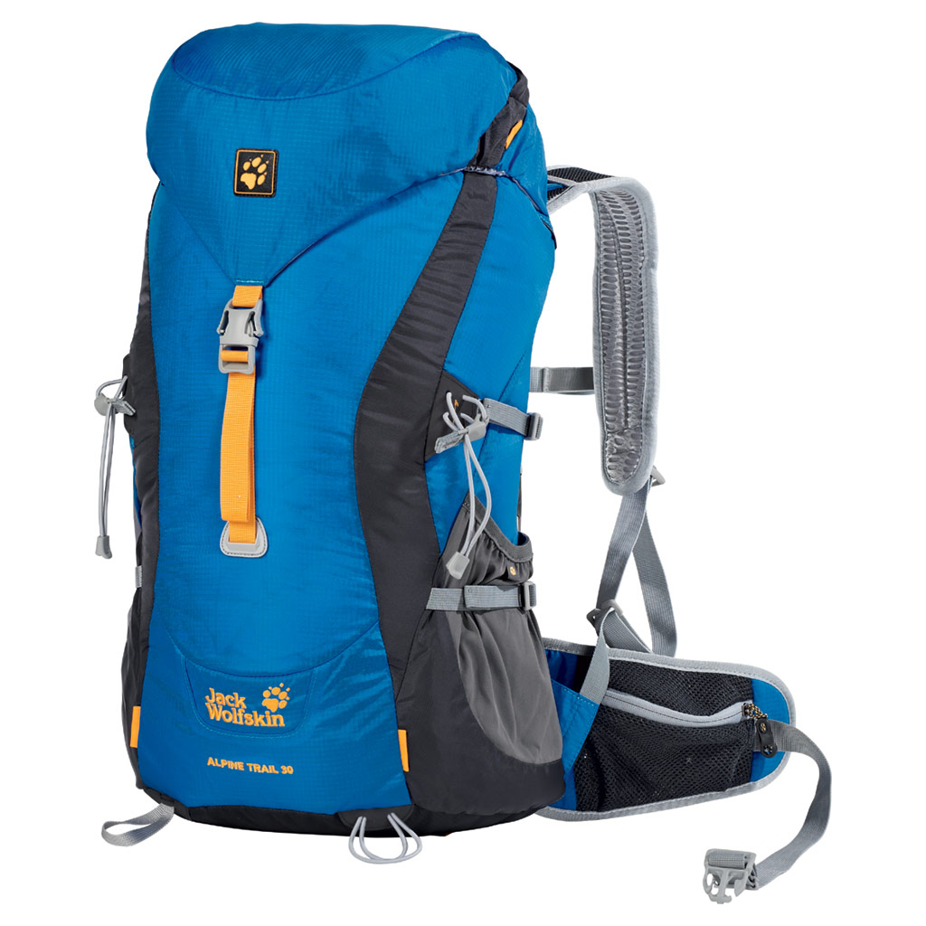 Jack Wolfskin Alpine Trail Rucksack Review | Backpacks