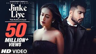 Jinke Liye Lyrics   Jaani   B Praak
