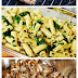 Grilled Chicken Rigatoni Florentine