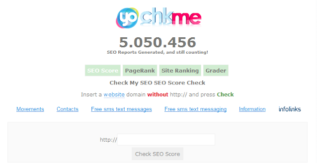 cara cek kualitas seo website atau blog