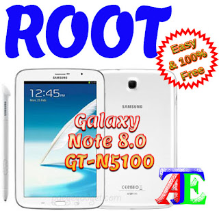 CF Auto Root Galaxy Note 8.0 GT-N5100