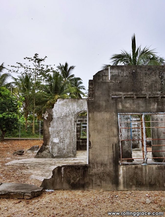 Kota Kuala Muda Tsunami Memorial Site