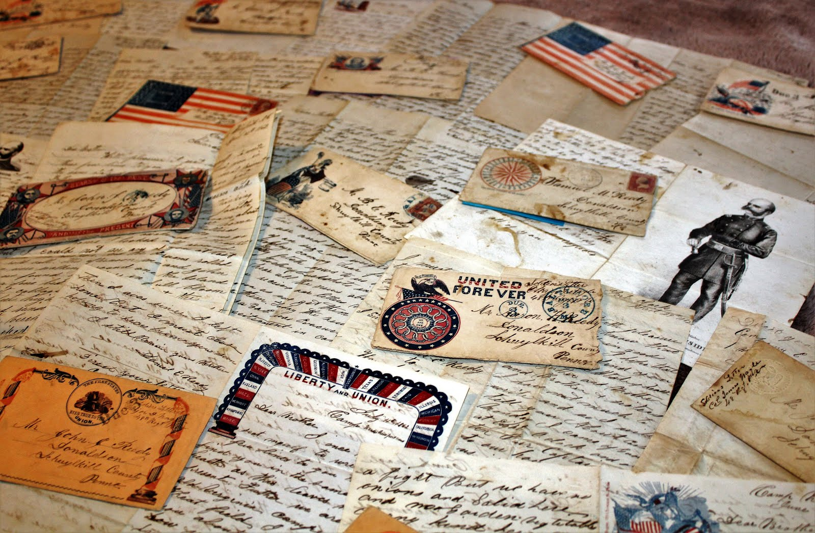 The Civil War Letters of Daniel Reedy